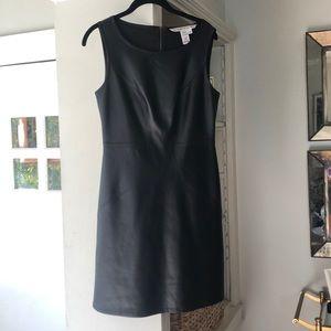 Max Studio Faux Leather dress size medium